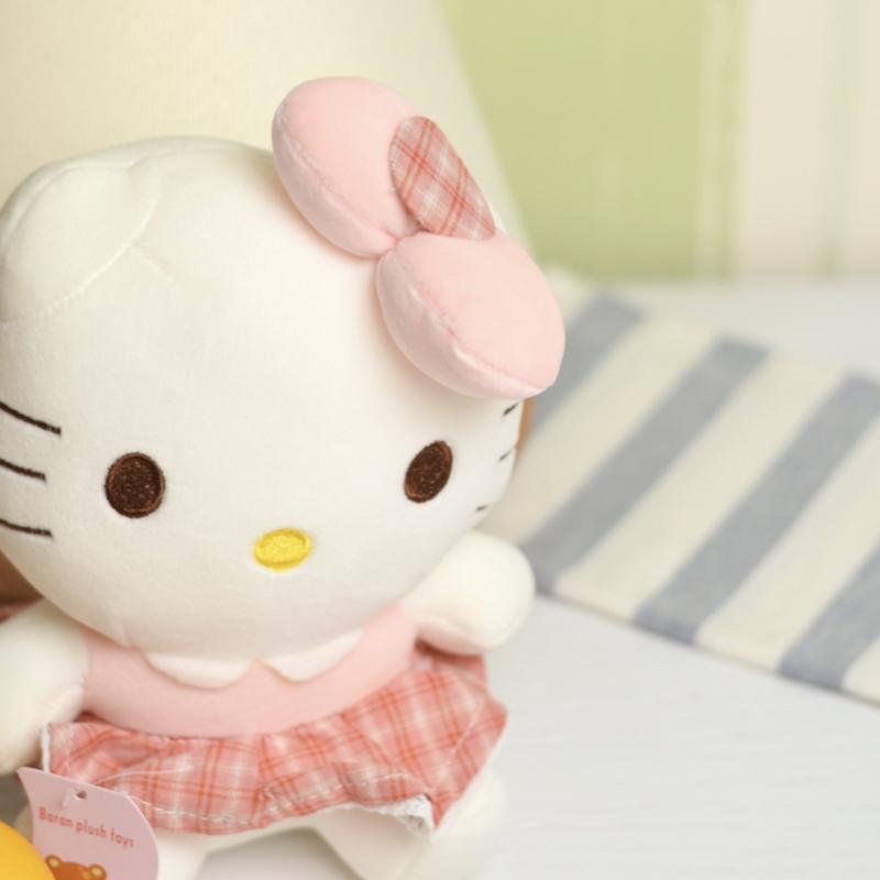 خرید عروسک کیتی