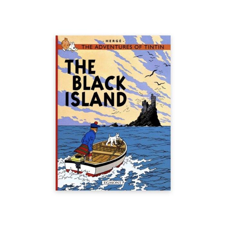 خرید کتاب تن تن جزیره سیاه