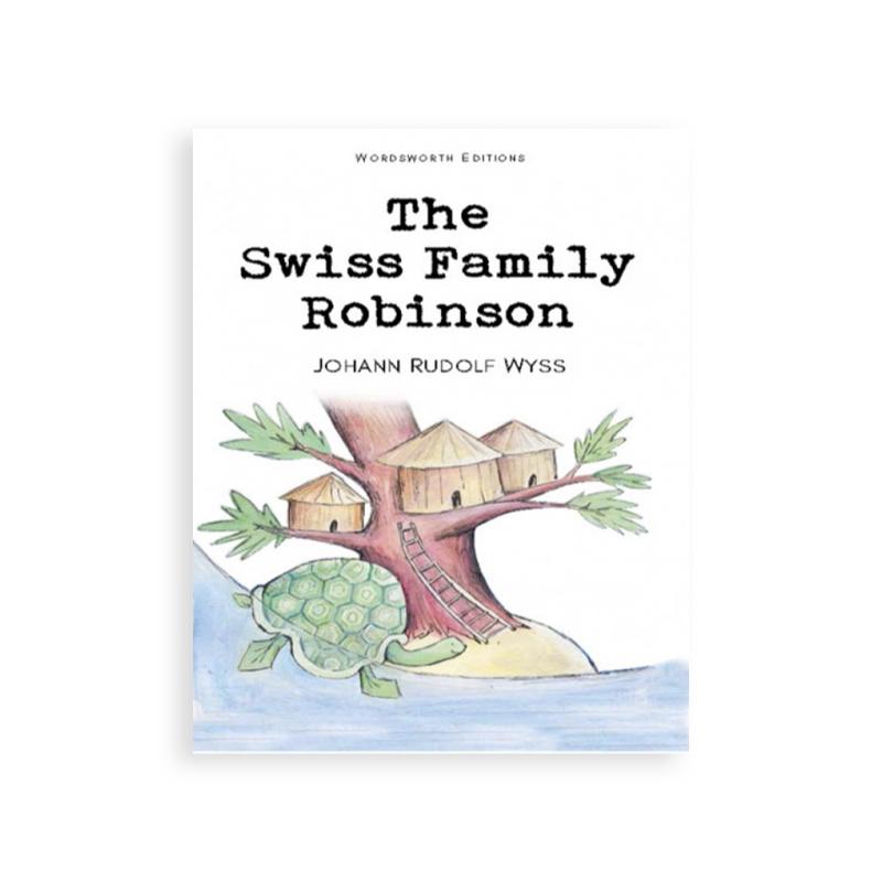 خرید کتاب داستان انگلیسی The Swiss Family Robinson