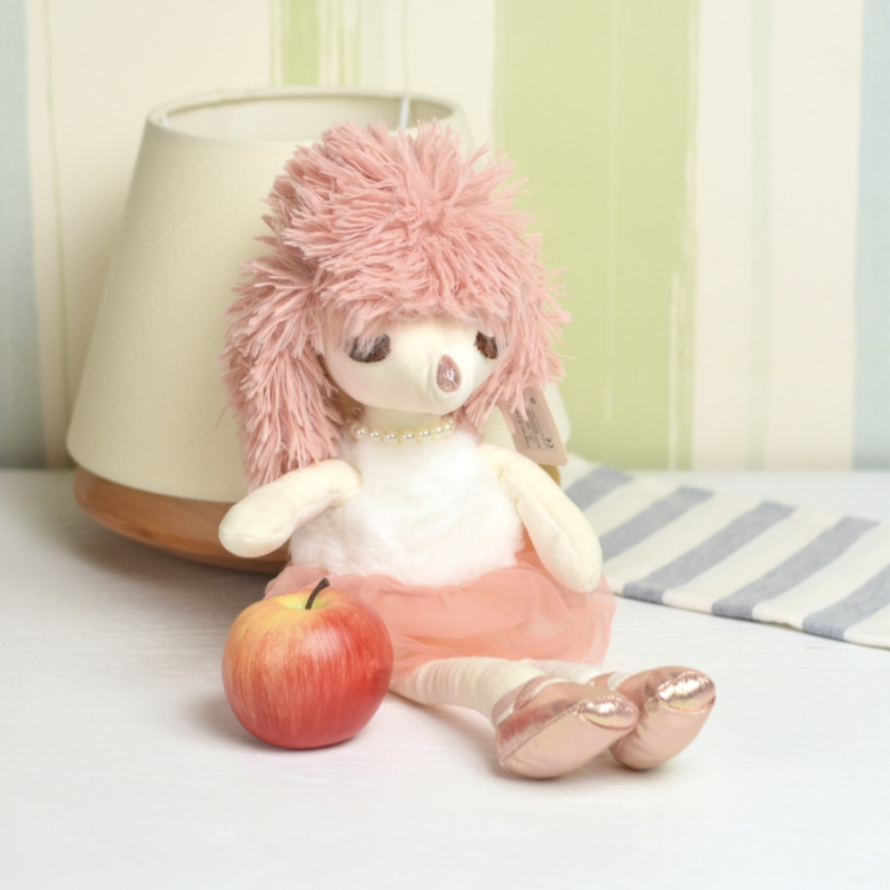 خرید عروسک سگ اشرافی رز گلد