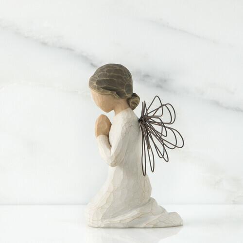 فیگور فرشته ویلوتری Angel of Prayer