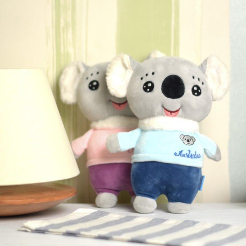 خرید عروسک پولیشی کوآلا