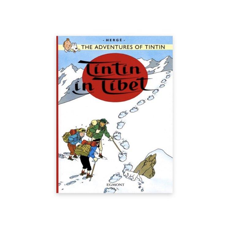 خرید کتاب تن تن در تبت