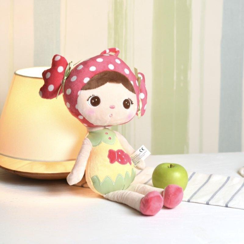 عروسک پلاش ( پولیشی ) دختر آبنباتی، برند Metoo