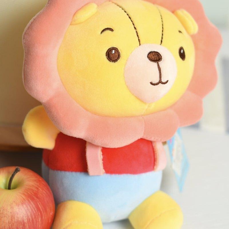 عروسک پولیشی بچه شیر