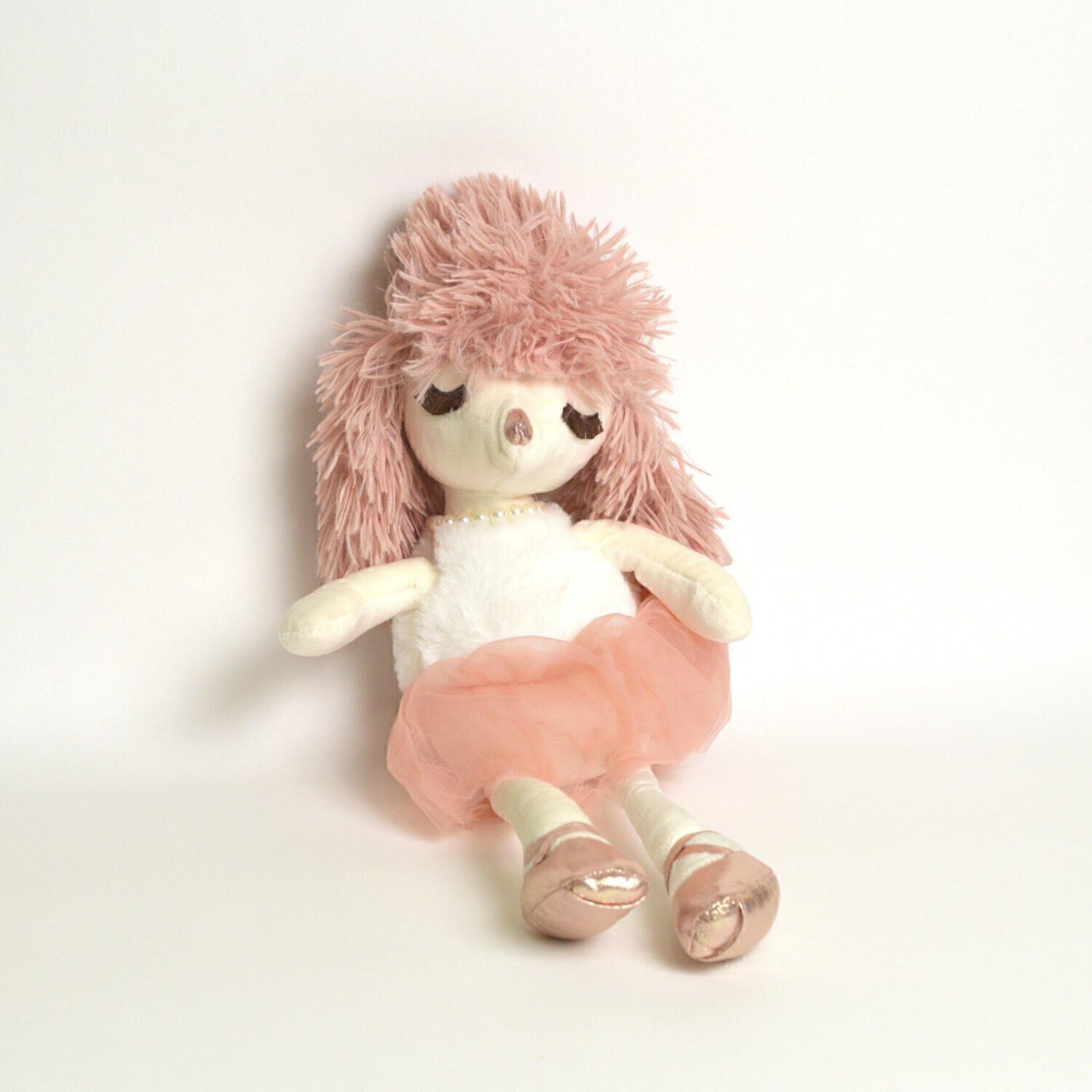 عروسک پولیشی سگ اشرافی
