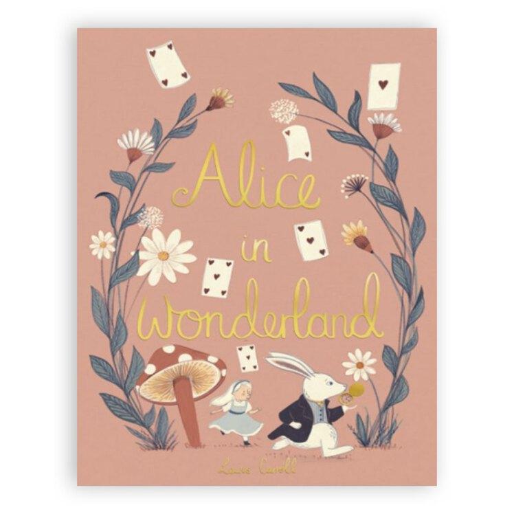 کتاب انگلیسی آلیس در سرزمین عجایب