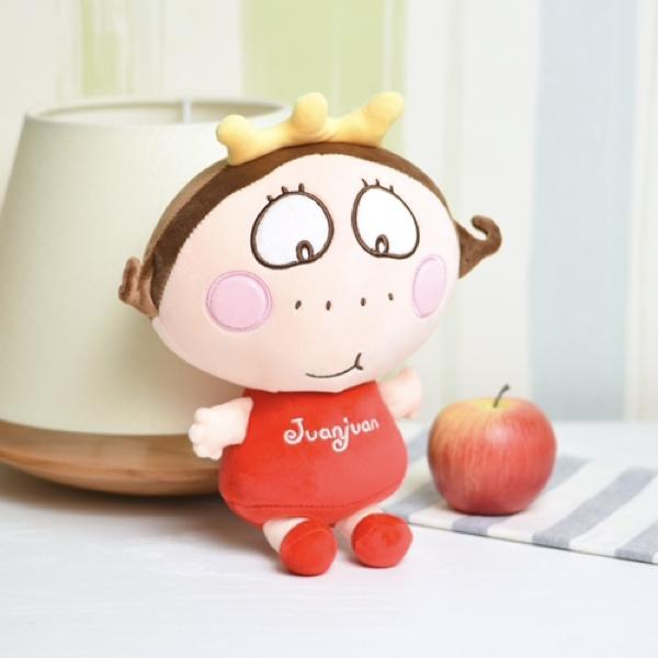 عروسک پولیشی دخترونه قرمز
